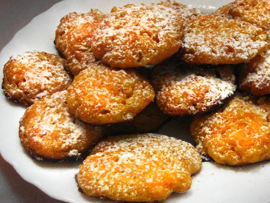 диетическое морковное печенье рецепты