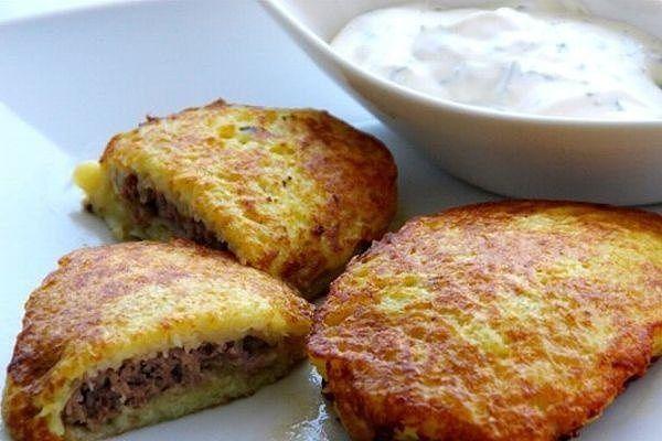 Колдуны картофельные рецепт пошаговый