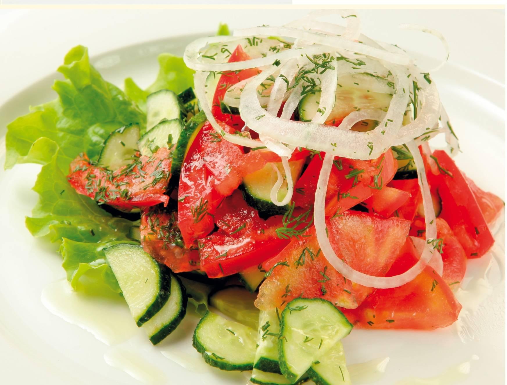 доброе утро рецепты блюд салат из анакома