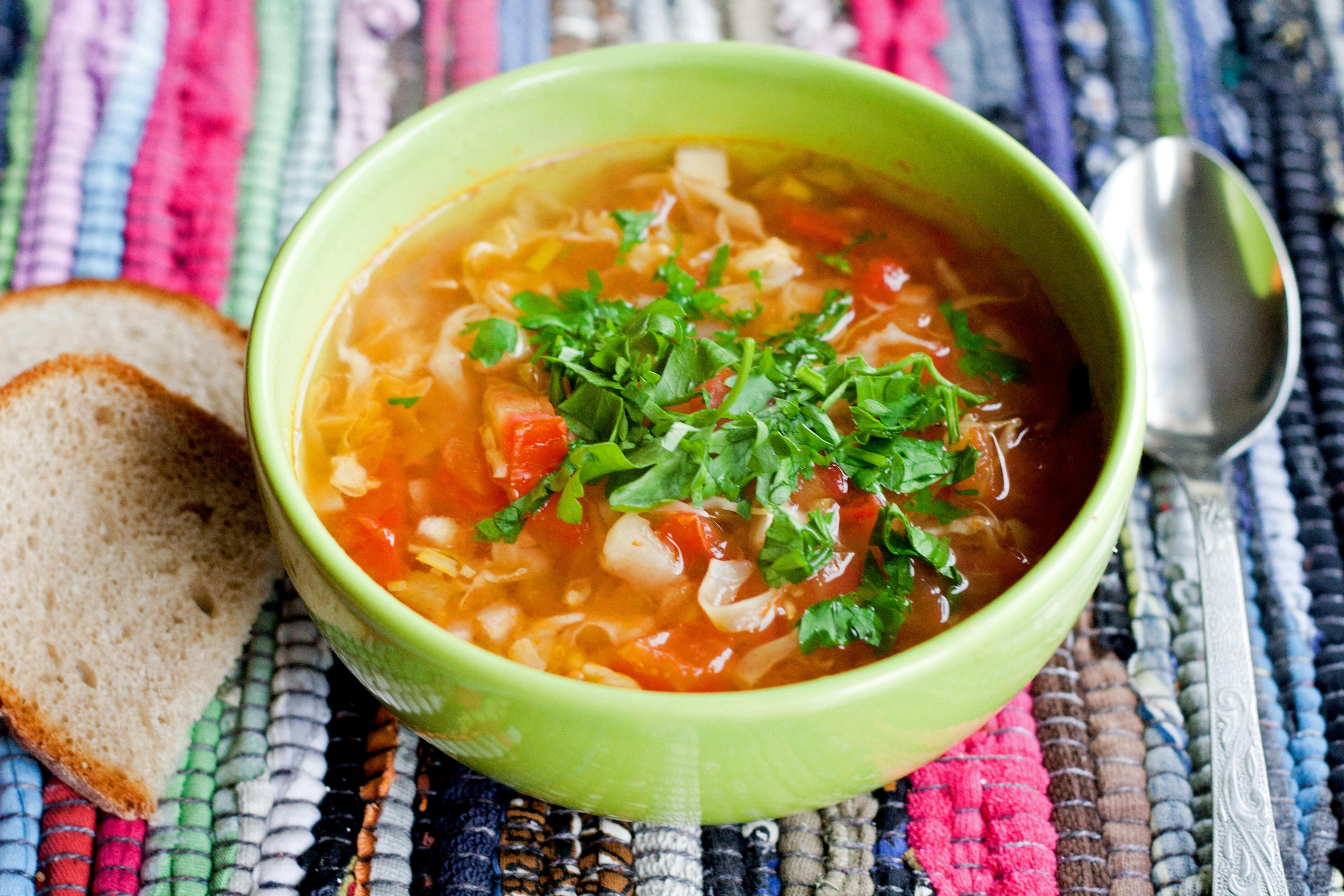 Картинка по теме: Боннский суп для сжигания жира. Рецепт