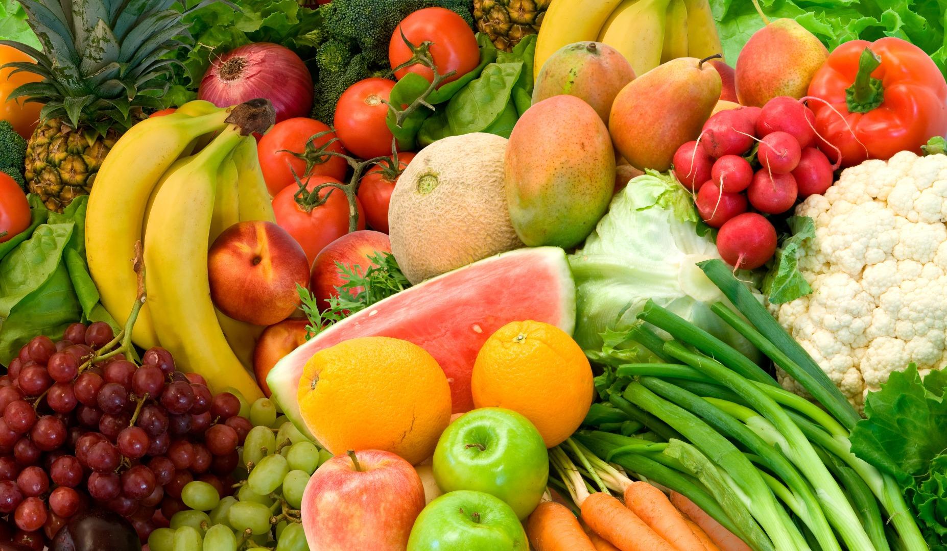 Картинка по теме: Сколько овощей, фруктов в день нужно есть?