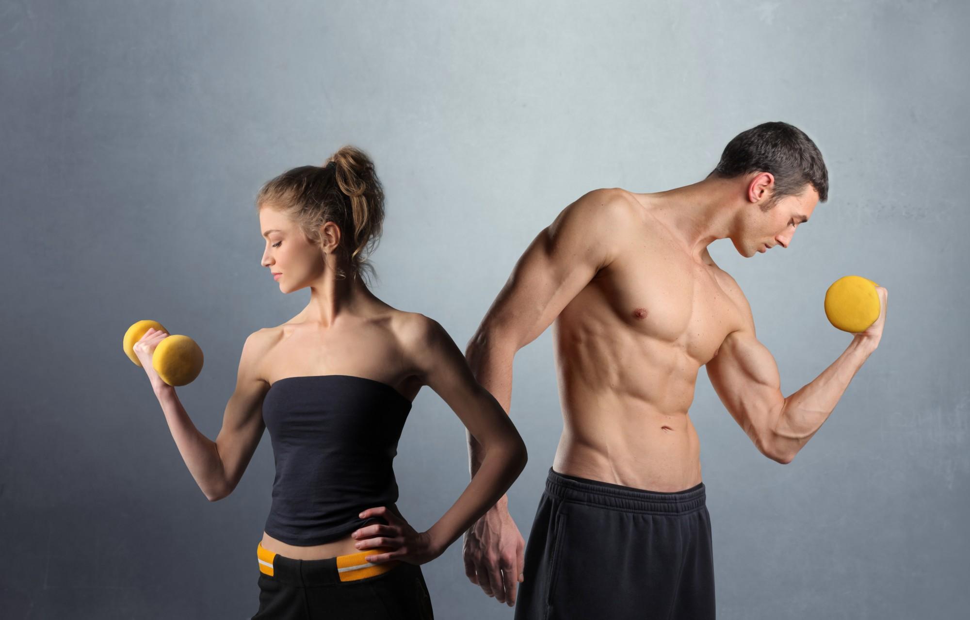Фото на тему: Зависимость от фитнеса сравнили с наркоманией