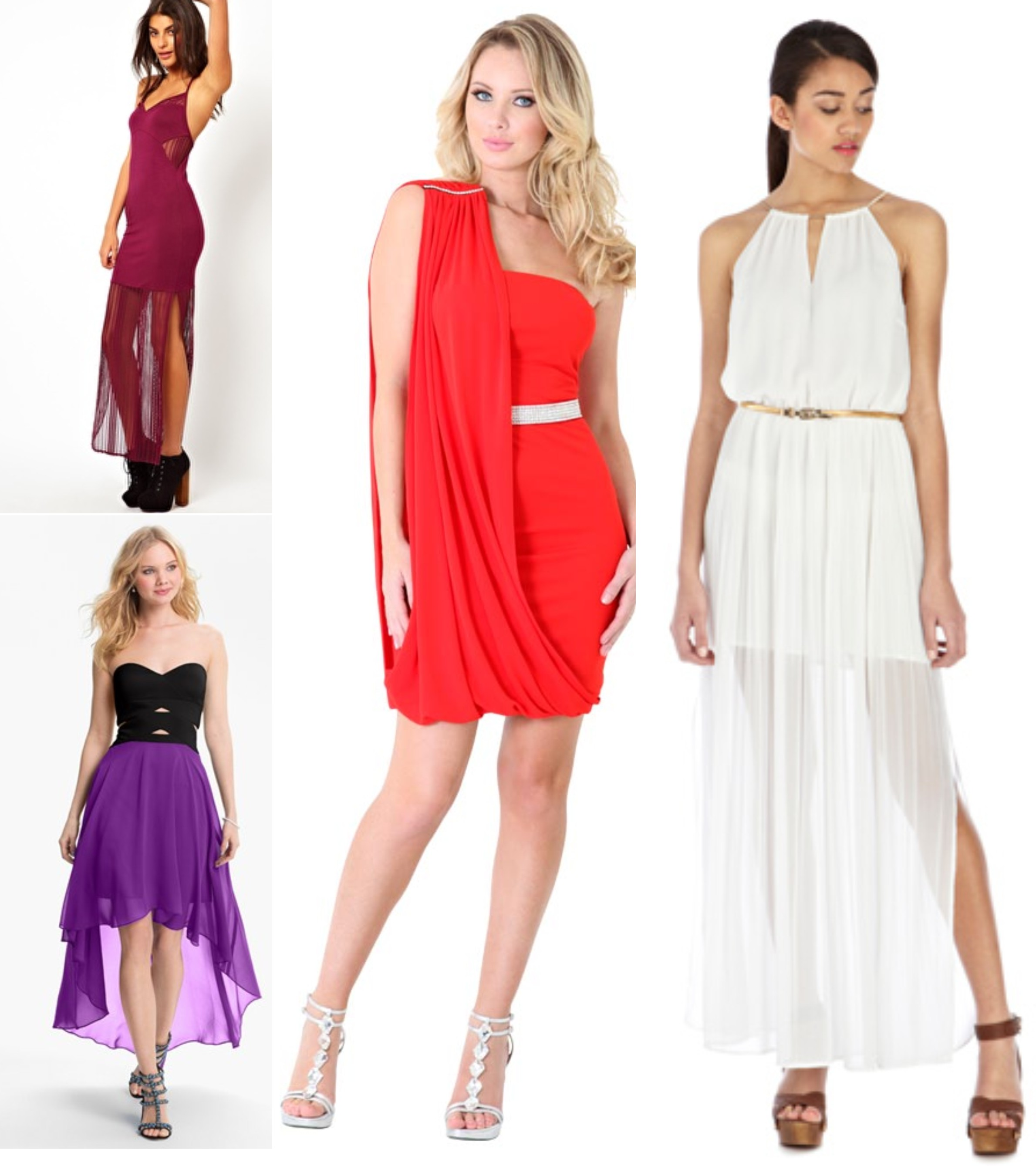 Какие платья в моде сейчас фото