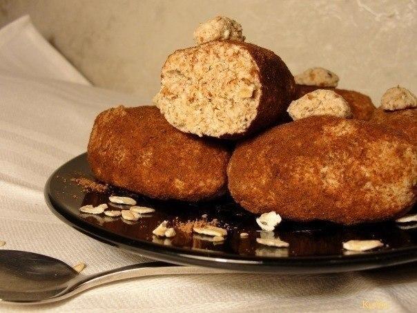Пирожное картошка диетическое рецепт с фото