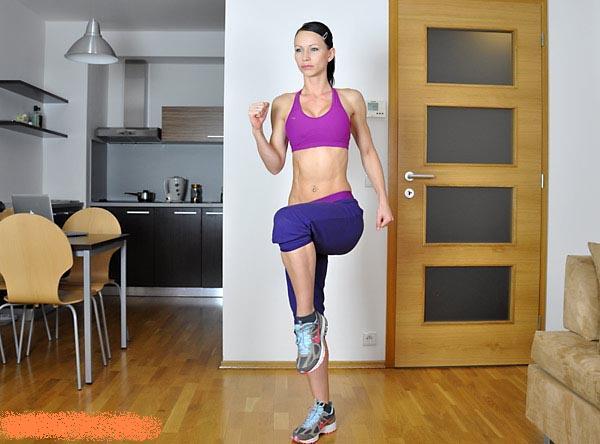 как похудеть убрав живот и ноги
