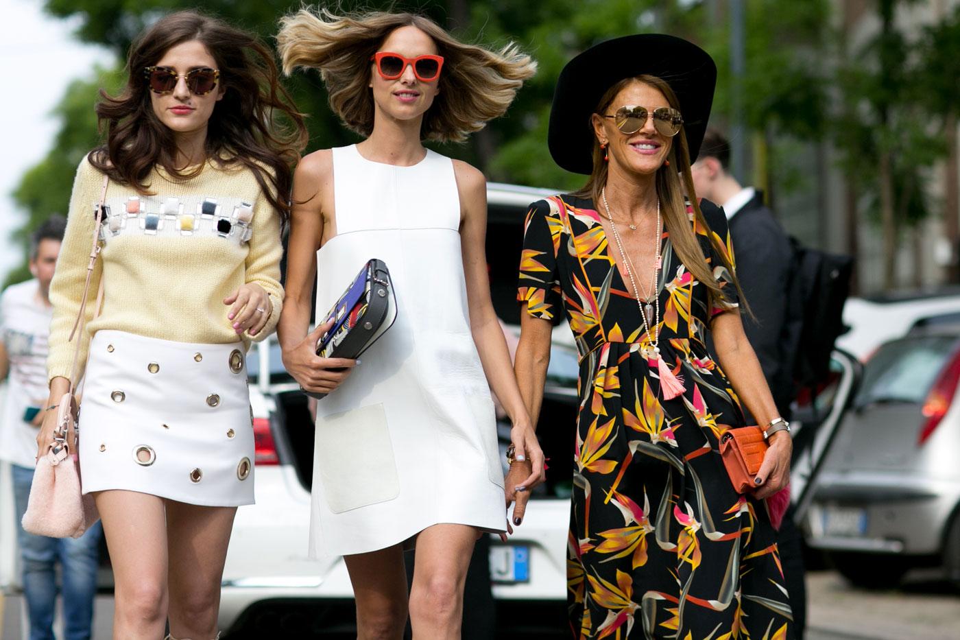 Фото - Модные тенденции в одежде не для всех!