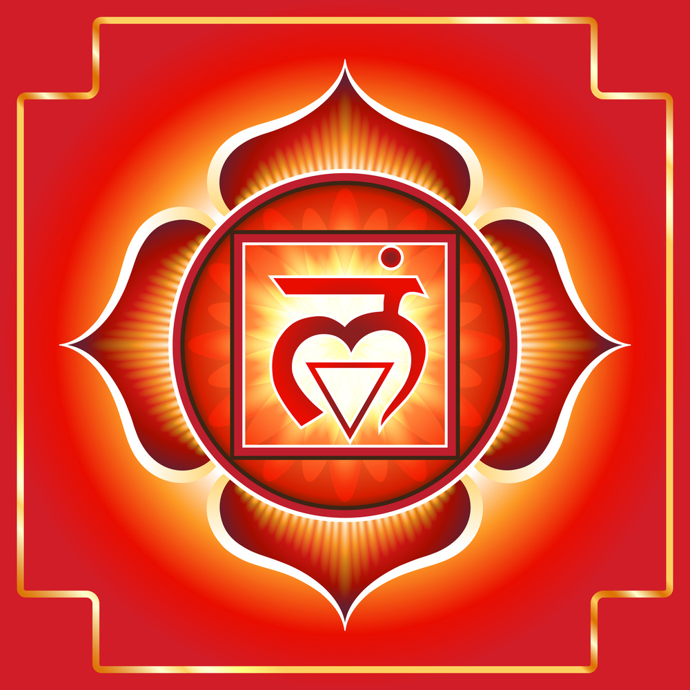 Фото - Первая чакра Муладхара: влияние на отношения