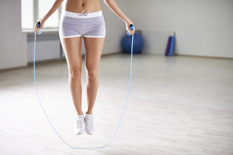 Фото держи тему: Можно ли похудеть, прыгая для скакалке?