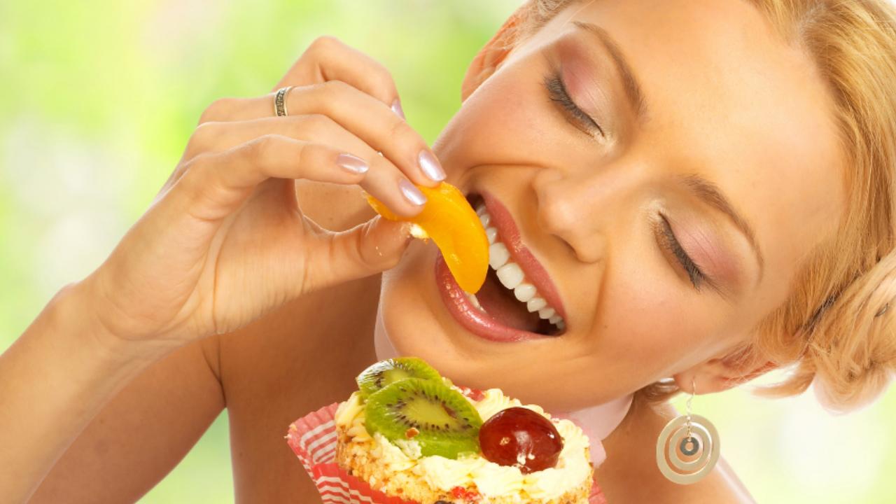 вкусная еда помогает похудеть