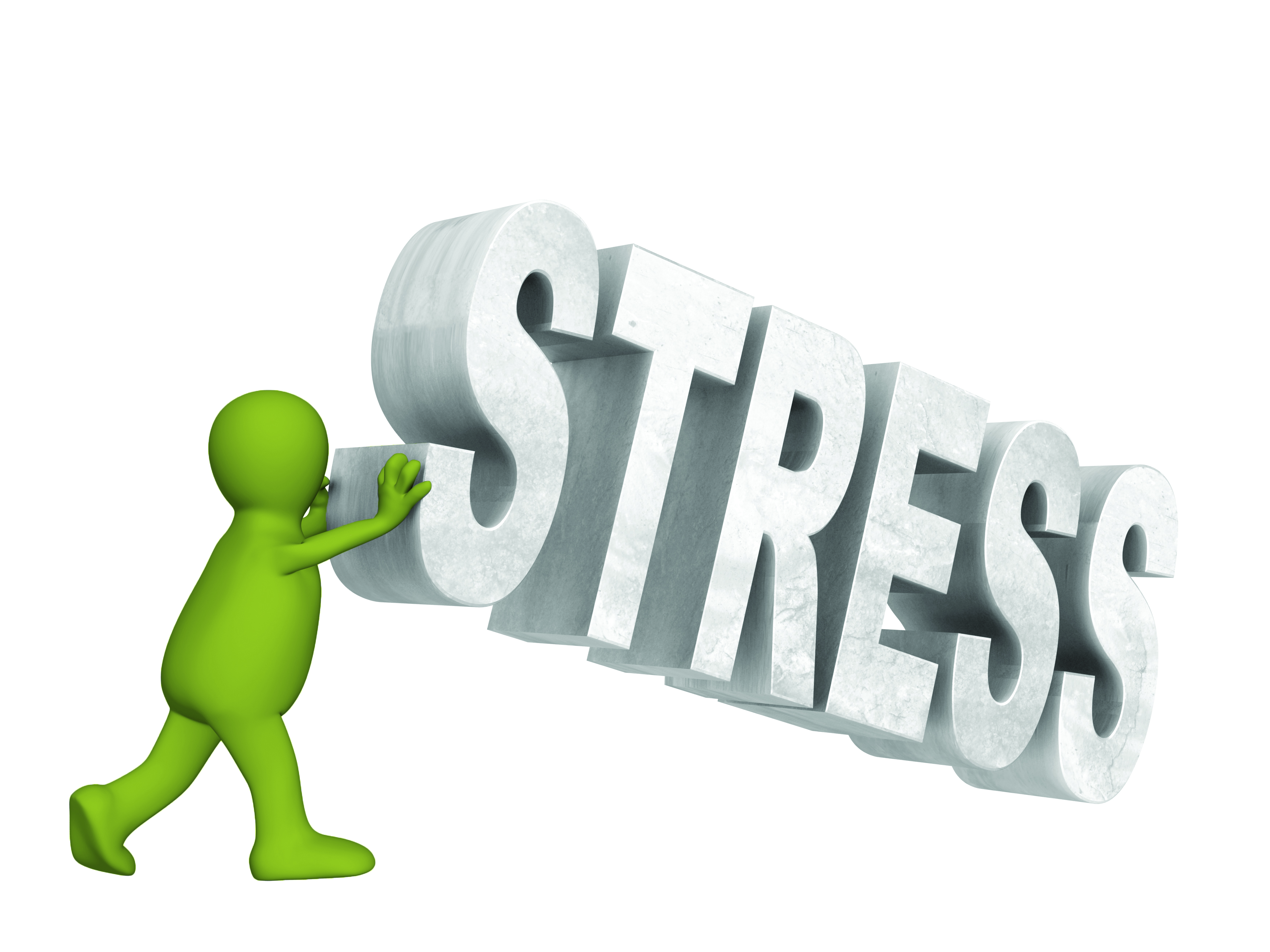 Картинка по теме: Стресс - причина, мешающая похудеть