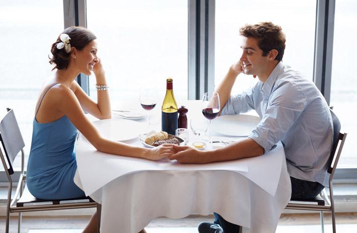 Фото на тему: Куда пригласить мужа на свидание?