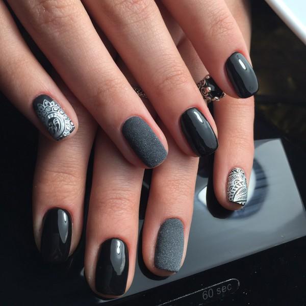 Дизайн ногтей на короткие ногти 2017 фото