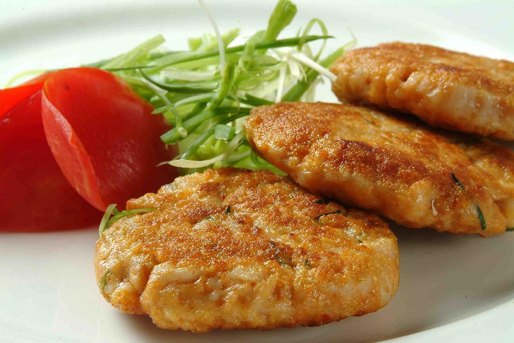 котлеты из куриного и рыбного фарша рецепт