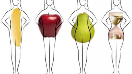 Фото - Как определить тип телосложения у женщин