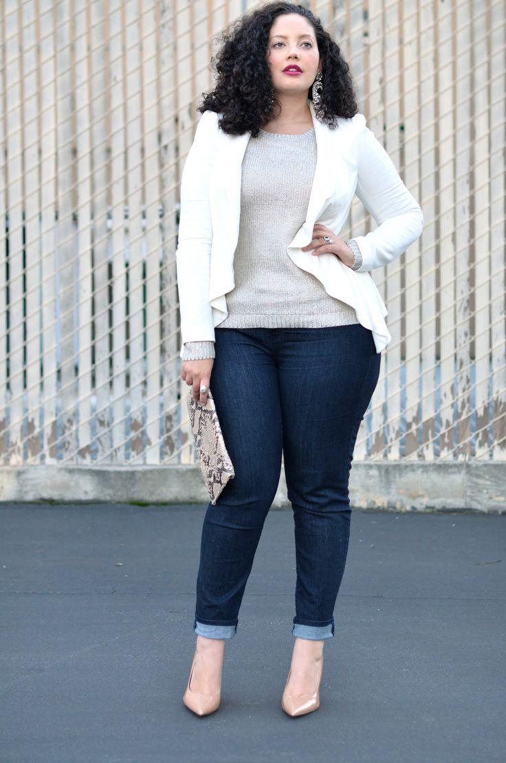 Красивые толстушки с джинсовых брюки фото фото 99-315