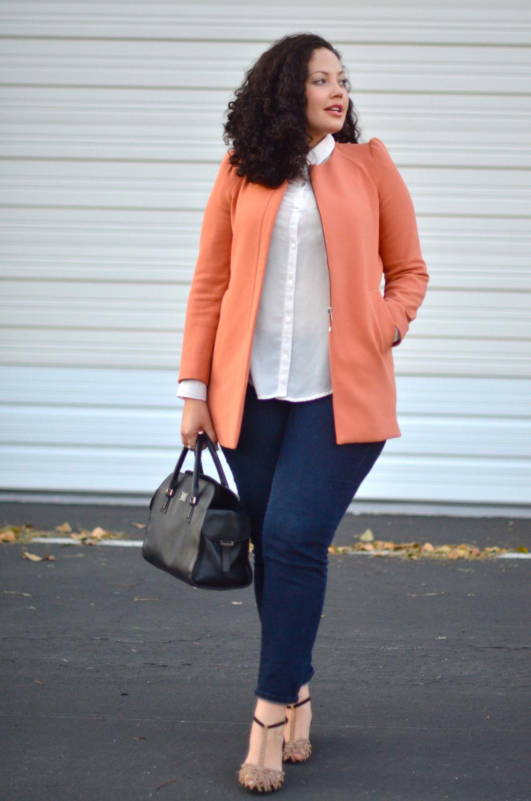 Как одеваться стильно полным девушкам фото
