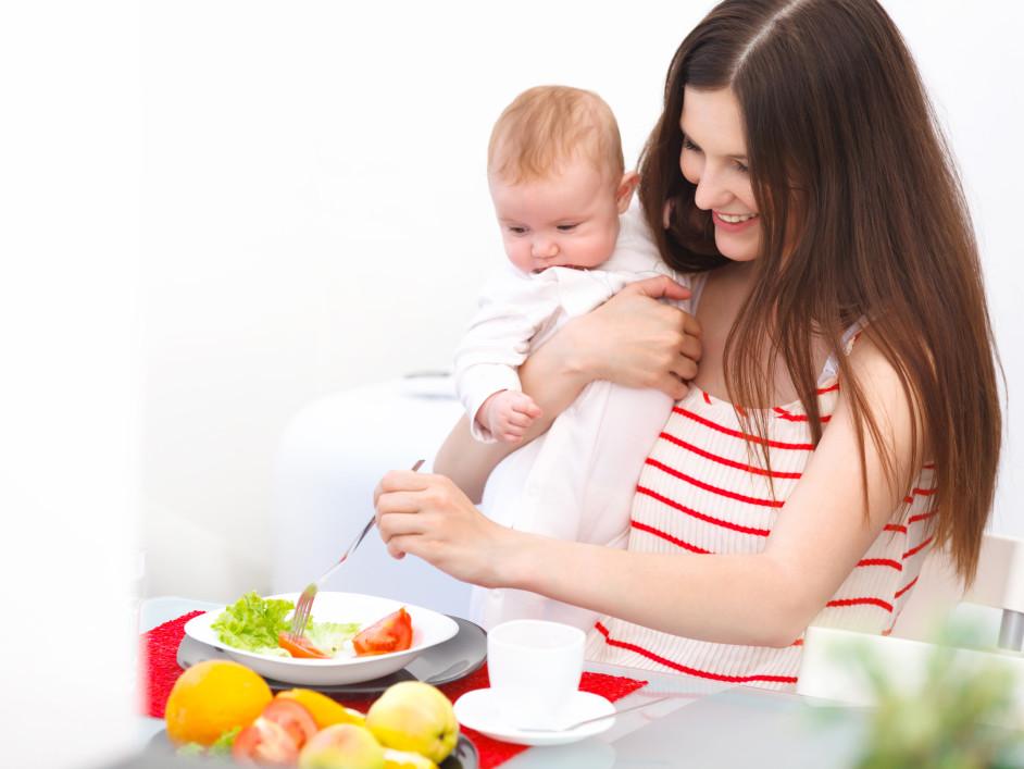 Фото на тему: Диета для кормящих мам