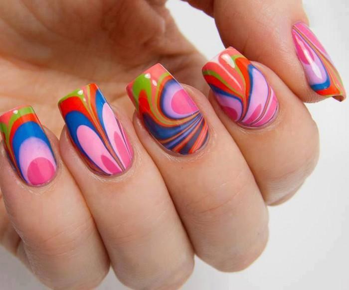 Фото на тему: Модный дизайн ногтей