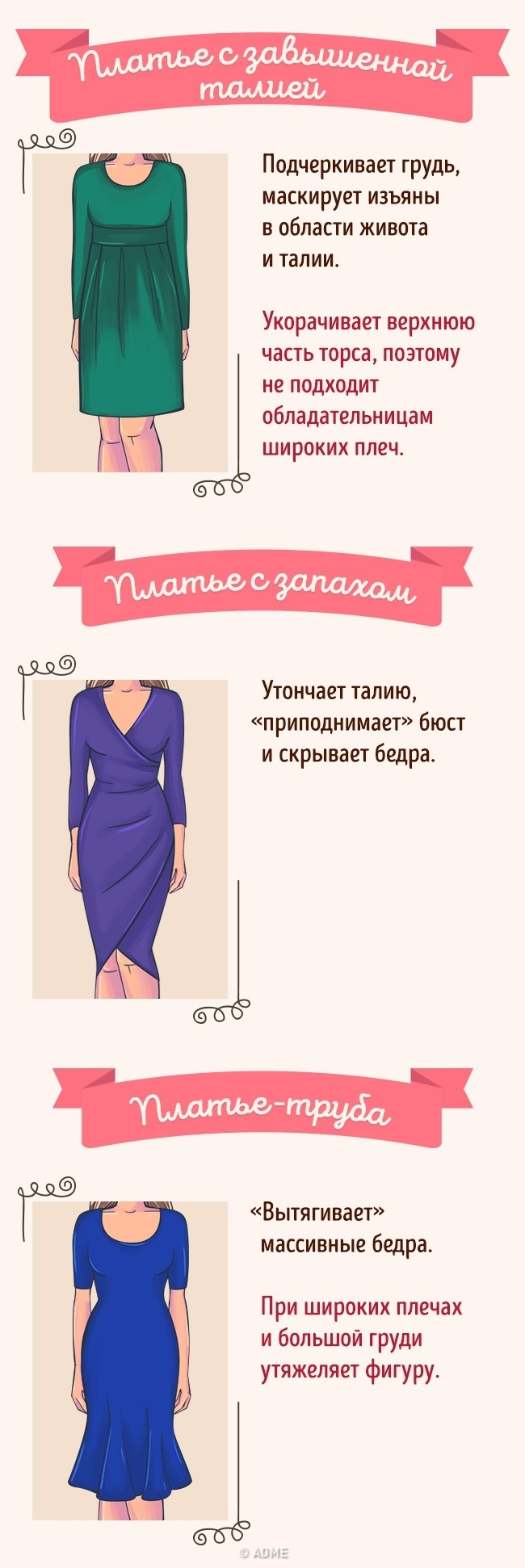 Подобрать одежду по своей фигуре своими руками