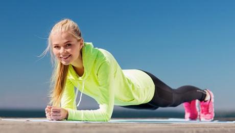 Фото и отзывы о Упражнение планка, отзывы, фото до и после