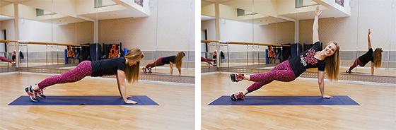 Фото на тему: Комплекс упражнений для пресса для девушек