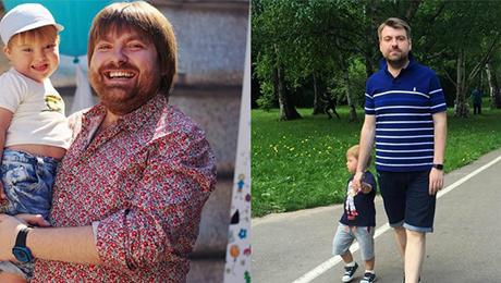 Фото и отзывы о Муж Эвелины Бледанс похудел. Александр Семин фото до и после