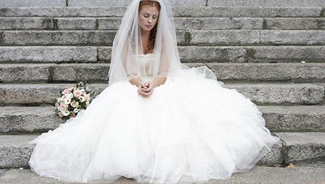 Фото и отзывы о Венец безбрачия. Признаки у девушек