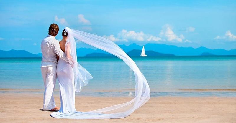 Фото на тему: Свадебное путешествие. Куда поехать?