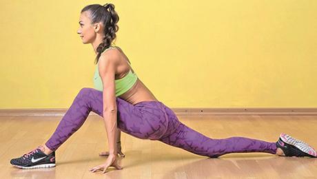 Фото и отзывы о Упражнения на растяжку для начинающих в домашних условиях