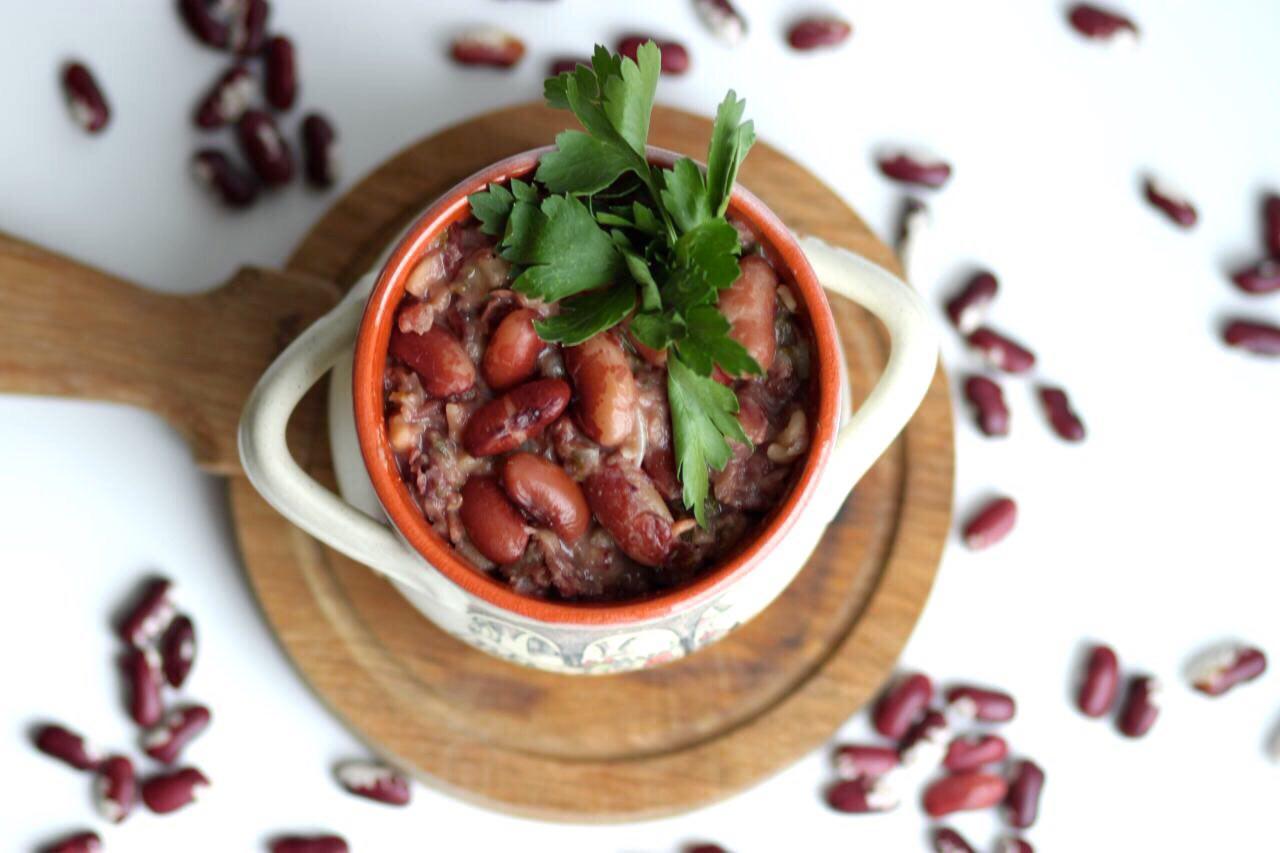 как приготовить салат маринад