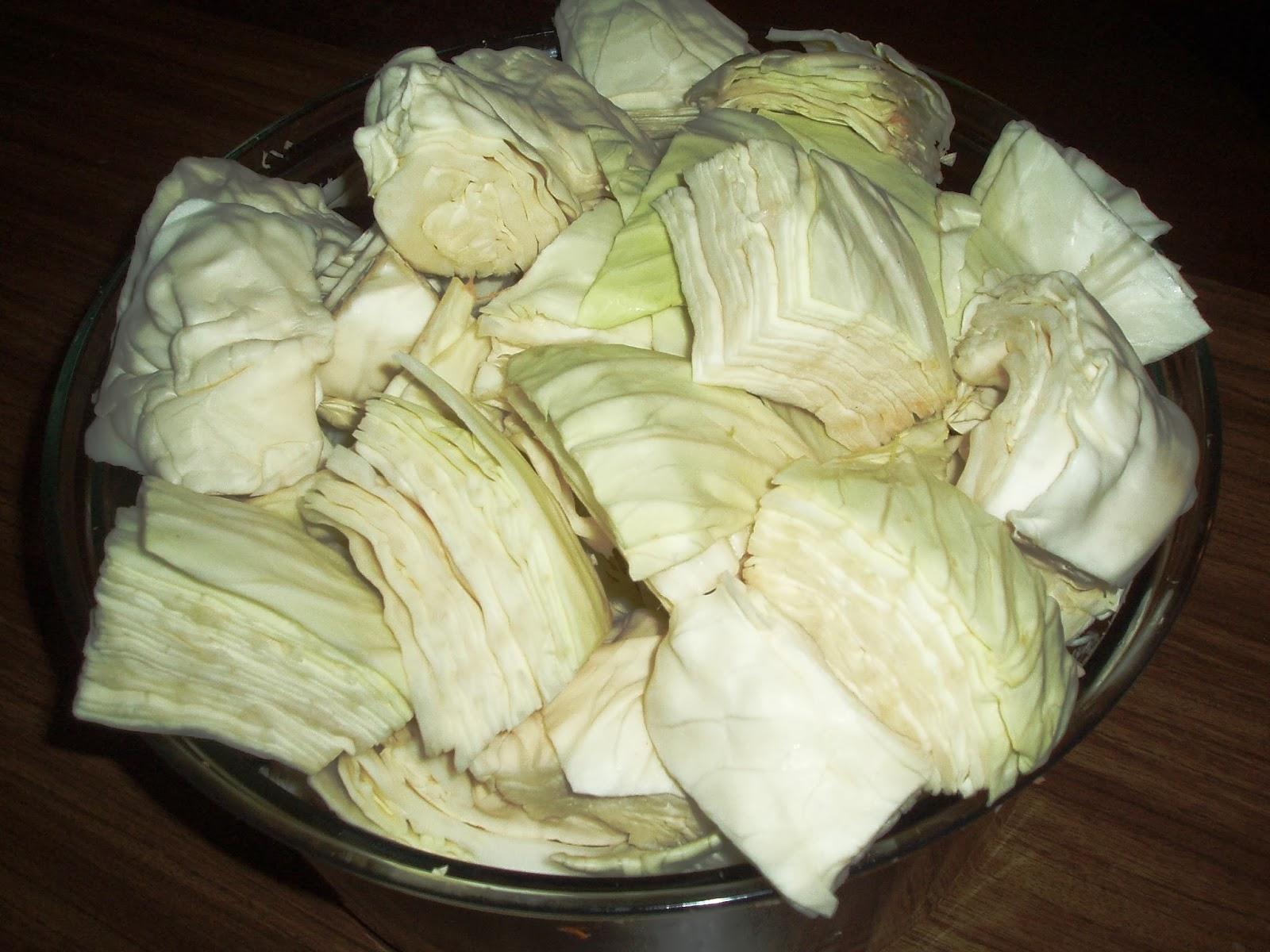 Фото на тему: Маринованная капуста быстрого приготовления