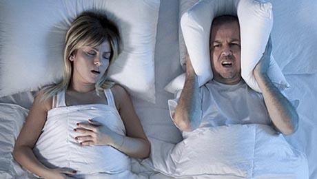 Как не храпеть во сне женщине