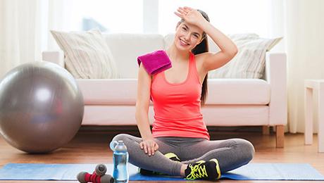 Фото и отзывы о Возможны ли эффективные тренировки дома?