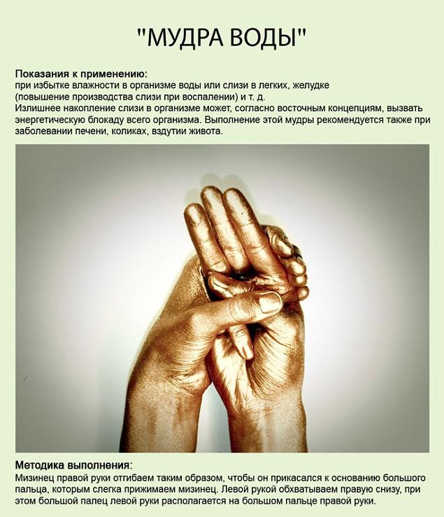 Фото на тему: Мудры: йога для пальцев