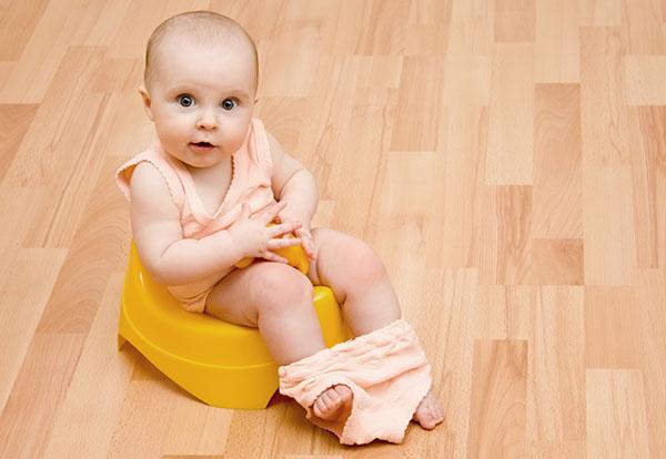 Фото - Как приучить ребенка к горшку