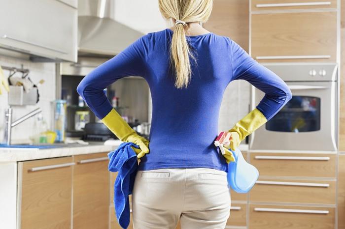 Фото на тему: Как поддерживать чистоту в доме. Правила?