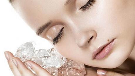 Фото - Косметический лед для лица