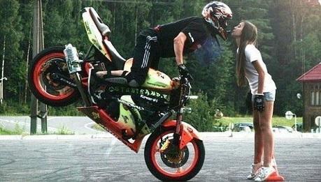 Фото и отзывы о Мой парень — мотоциклист! Как с этим жить?