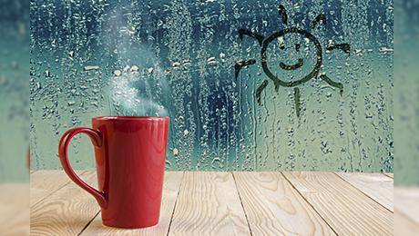 Фото и отзывы о Почему в дождь хочется спать?