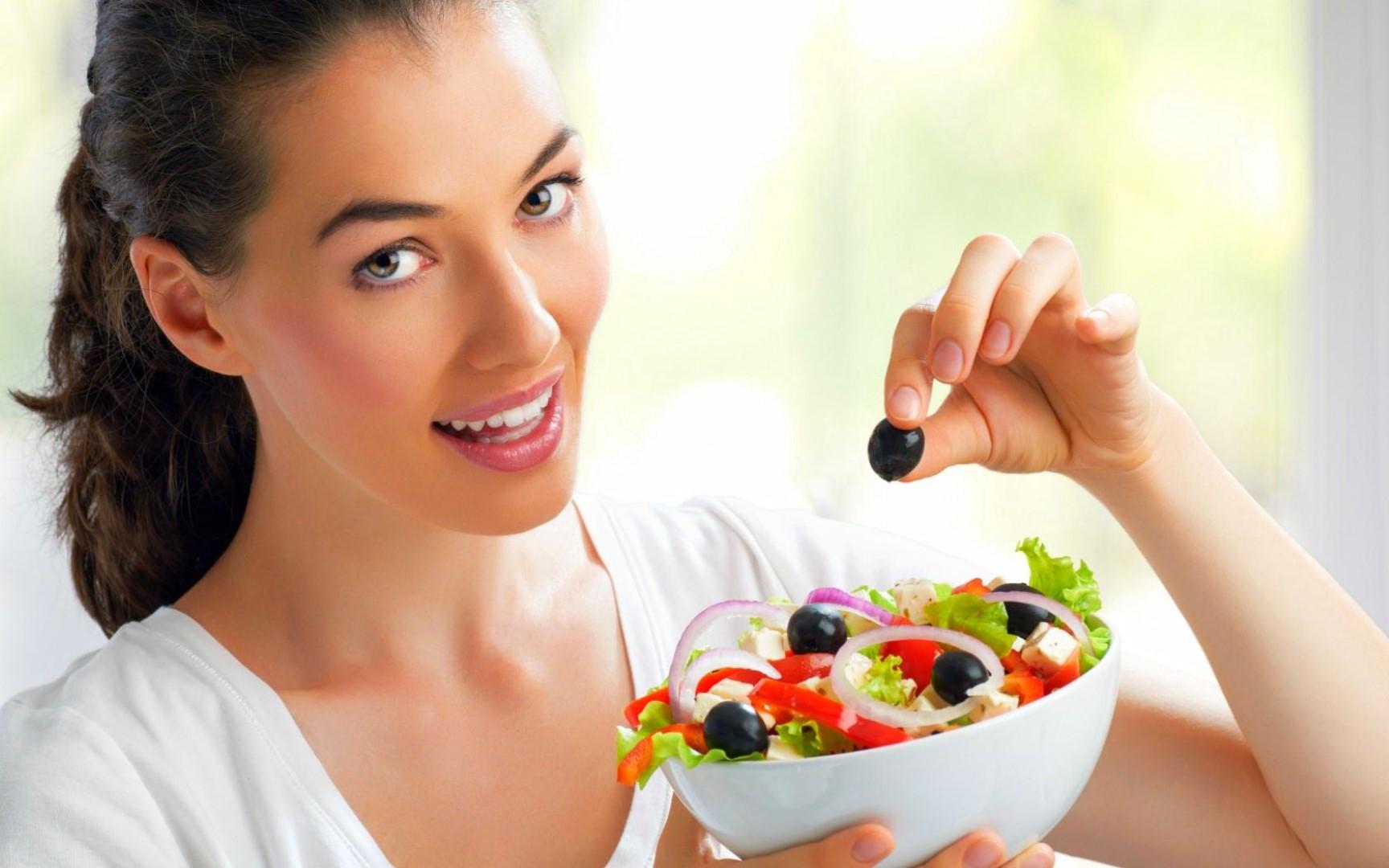 похудеть на правильном питании и спорте