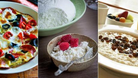что съесть на завтрак при правильном питании