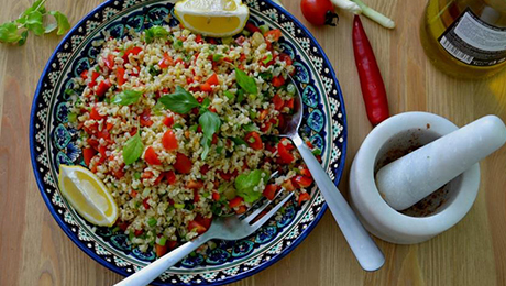 Фото и отзывы о Ливанский салат Табуле. Рецепт