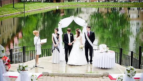 Фото и отзывы о Выездная регистрация свадьбы