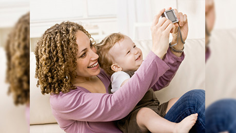 Фото и отзывы о Как сохранить память о детстве своего малыша