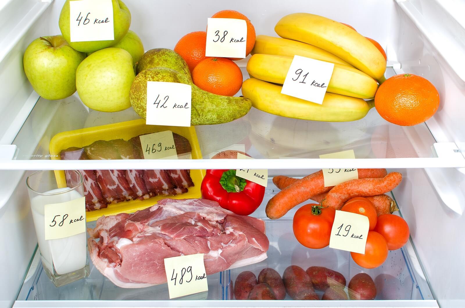 как считать калории чтобы похудеть формула