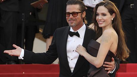 Фото и отзывы о Брэд Питт и Джоли развелись? А вот и нет!