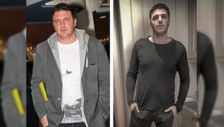Фото и отзывы о Максим Виторган похудел с подачи своей жены Ксении Собчак