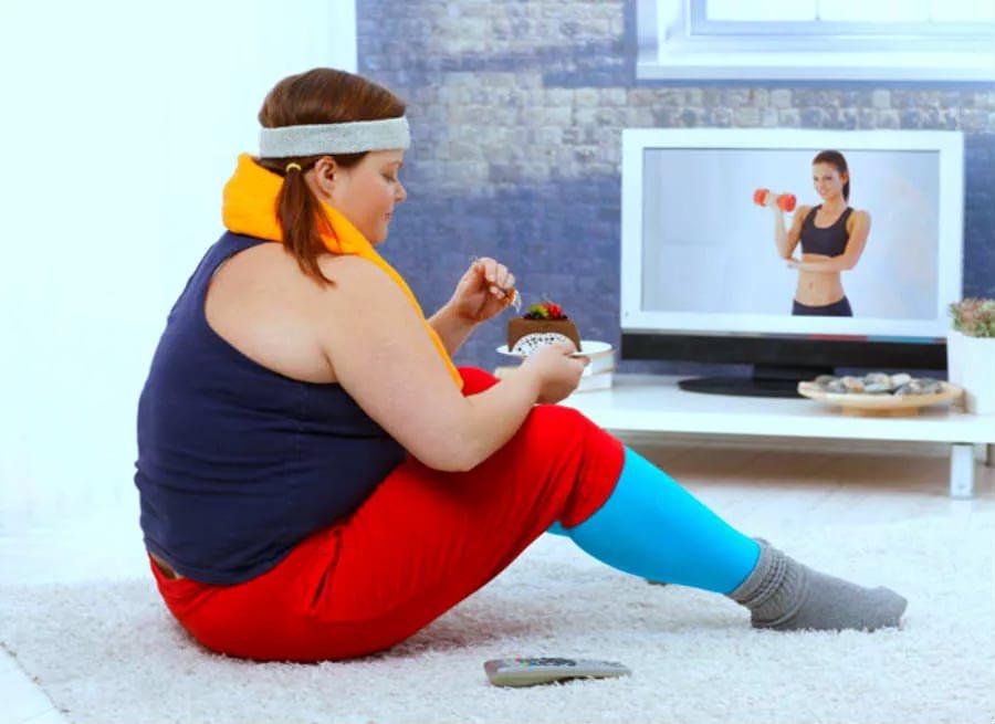 Картинка по теме: Методика 25 кадра для похудения: купить или нет?