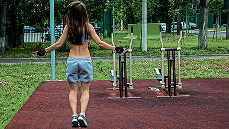 Фото и отзывы о Можно ли заменить тренажерный зал домашними тренировками?
