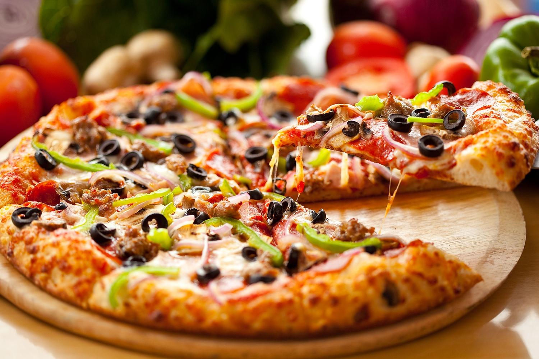 Картинка по теме: Подскажите рецепт пиццы на пышном тесте в духовке